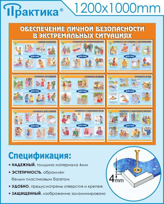 личная безопасность в экстремальных ситуациях комнату метро Беляево